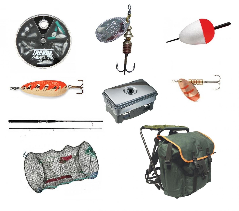 Fiskeudstyr & Røgning