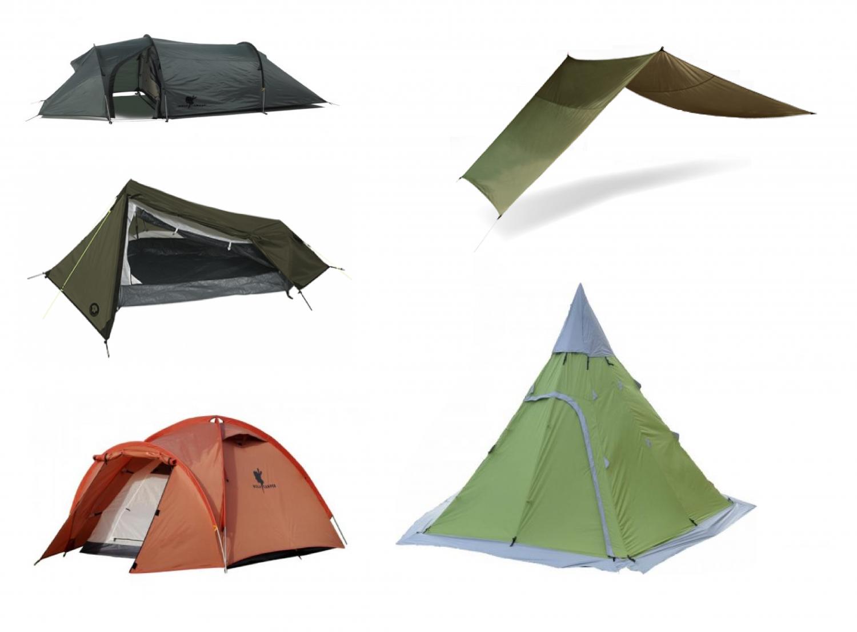 wolf camper telt 3500